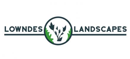 Lowndes Landscapes Logo